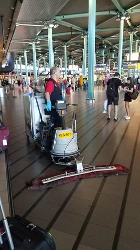 Amsterdam Airport Schiphol station