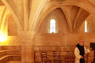 Abbaye Notre-Dame de Sénanque, monastère cistercien (84, Luberon)