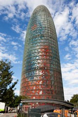 IMG_0686 (ben wijnker) Tags: spanje spain toren tower torre glòries agbar barcelona