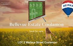 Lot 2 Wallace Street, Coolamon NSW