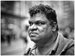Ben (gro57074@bigpond.net.au) Tags: cbd city meetingpeopleinthestreet streetphotography monochrome blackwhite bw 50mmf14 artseries sigma d850 nikon posedportrait portrait pittstreetmall sydney ben
