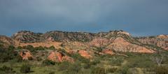 Canyon View - Palo Duro Canyon State Park - Randall County - Texas - 14 October 2017 (goatlockerguns) Tags: canyon view palo duro state park randall county texas usa unitedstatesofamerica south southern southwest desert nature natural hiking hills