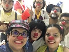 Visita Vita Batel e Vita Curitiba Natal 2018 (DoadoresDAlegriaClowns) Tags: pepeu sorriso preta petrolina visita bibi catinguele hospital joca