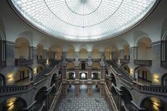 ... (Benny / 2B-OptiK) Tags: urban exploration explore münchen munich justizpalast hdr abandoned lostplace lost place places sigma canon