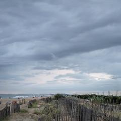 La plage (gmouret92) Tags: fuji x100t sete cette mer sea plage beach
