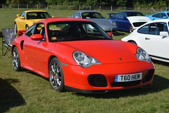 Porsche 911 Turbo (CA Photography2012) Tags: t60hem porsche 911 turbo coupe guards red 996 series generation 4wd awd german legend super sports sportscar ca photography automotive exotic car spotting owners club lotherton hall 2018