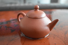 small chinese teapot (chadao) Tags: small teapot chinesetea chineseteapot cha teaculture tea