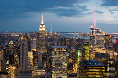 Empire State Building (andrea.rota86) Tags: top rock new york manhattan empire state building