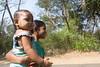 அவள் | மும்பை | Mumbai (Anbu Karasan) Tags: her she feminine baby girl mumbai bombay kanheri caves