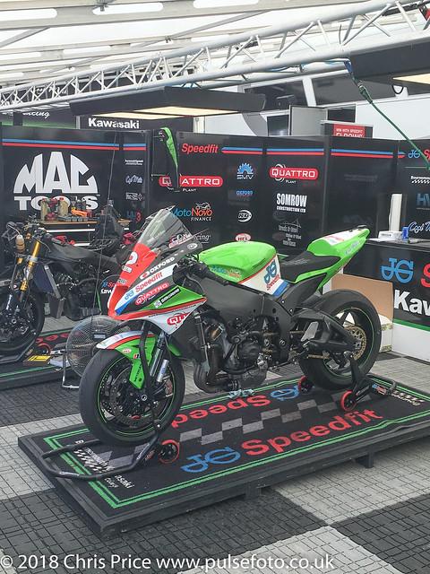 TT Paddock 2018