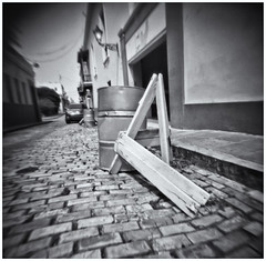 Fotografía Estenopeica (Pinhole Photography) (Black and White Fine Art) Tags: fotografiaestenopeica pinholephotography camaraestenopeica pinholecamera lenslesscamera camarasinlente pinhole estenopeica estenopo stenopeika sténopé bn bw anjuan oldsanjuan viejosanjuan puertorico