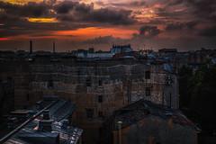 Sunset tale (rsvatox) Tags: colours pointofview dusk sunset architecture sky cityscape city cityline sailtpetersburg clouds