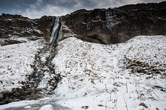 Islande, Skógafoss, 50 (Patrick.Raymond (5M views)) Tags: islande hiver gel froid neige hdr cascade waterfall
