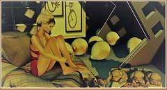 minamikaze180912-1 (minamikaze2010) Tags: tram ~uber~ gizseorn fameshed izzies furniture zencreations hellotuesday foxcity thearcadegacha jian groupgift hive autumn decoration gacha pupper