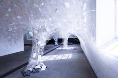 Chiharu Shiota: beyond Time (Kevin Alderson) Tags: yorkshiresculpturepark yorkshireartists