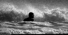 20170101_27 Surfer about to get hit by wave | Rockaway Park, New York City (ratexla) Tags: ratexlasnewyorktrip2016 newyorkcity 1jan2017 2017 canonpowershotsx50hs nyc newyork usa theus unitedstates theunitedstates america northamerica nordamerika earth tellus photophotospicturepicturesimageimagesfotofotonbildbilder wanderlust winter travel travelling traveling journey vacation holiday semester resaresor urban city town storstad storstäder storstadssemester newyearsday ontheroad rockawaypark rockawaybeach beach beaches strand stränder bw blackandwhite blackwhite monochrome svartvitt svartvita svartvit wave waves water ocean marine sea hav havet surfing surfer surfers drysuit watersport watersports sport sports person people human humans homosapiens
