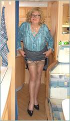 2018 - 08 -  Karoll  - 588 (Karoll le bihan) Tags: femme feminization feminine travestis tgirl travestie transvestite travesti transgender effeminate tv crossdressing crossdresser travestisme travestissement féminisation crossdress dressing lingerie escarpins bas stocking pantyhose stilettos highheel collants strumpfhosen