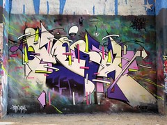 Mesk / Bruxelles - 6 sep 2018 (Ferdinand 'Ferre' Feys) Tags: bxl brussels bruxelles brussel belgium belgique belgië streetart artdelarue graffitiart graffiti graff urbanart urbanarte arteurbano ferdinandfeys bestof2018be