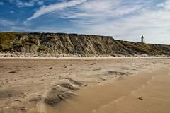 Hirtshals, Dänemark (Kai Rennert) Tags: hirtshals denmark danmark dänemark küste steilküste coast sea cliff hill beach