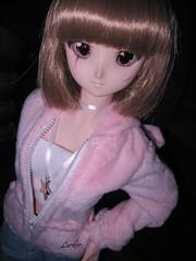 Sassy (Lurkz D) Tags: spunky lurker doll custom vinyl dollfedream volks dd