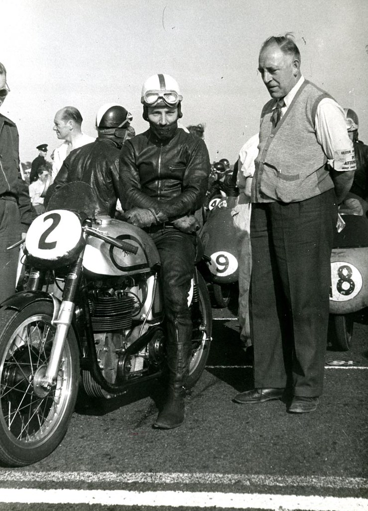 Ulster Grand Prix (British Motor Industry Heritage Trust Archive) Tags:  bmiht britishmotormuseum lucascollection