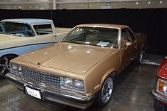 Chevrolet El Camino - 1985 (pserigstad) Tags: stavanger rogaland norge norway nikon nikond5300 d5300 tamron16300 tamron motorama2018