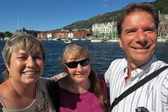 Bergen Selfie IMG_1159 (SunCat) Tags: bergen norway europe travel vacation 2018 all karen debbie kevin suncat me selfie