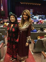 when Alo Nani and Synthia came to visit (olive witch) Tags: 2015 abeerhoque fem indoors night nov15 november nyc pair