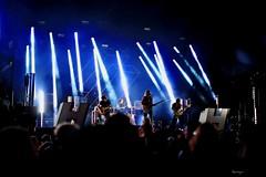 HYPHEN HYPHEN -LIVE- (kiareimages1) Tags: charleroi fêtesdewallonie belgique live concert music rocks pop ligthing blue blu bleu red photodenuit nuit notte