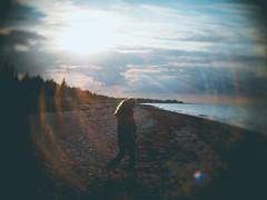 2018:09:08 18:47:35 - C-mount Sun - Beach - Sky - Fehmarn - Schleswig-Holstein - Germany (torstenbehrens) Tags: cmount sun beach sky fehmarn schleswigholstein germany