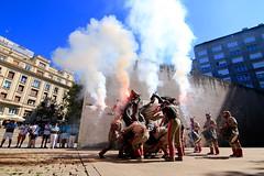 Diada Gasteizen (jokinzuru) Tags: 70d eos canon fiesta gasteiz vitoria diada catalans