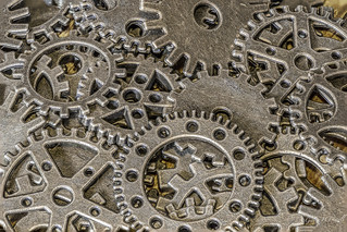Cogs and More Cogs...