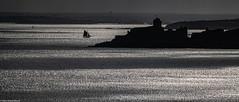 Morning Sun Bretagne (hdbrand) Tags: seascape sea bretagne leica sl reflection