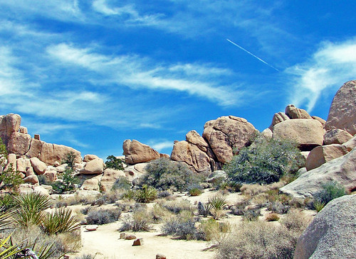 Desert Sky, Hidden Valley, Joshua Tree NP 4-13