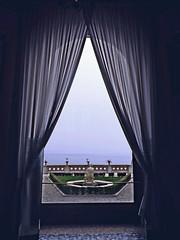 TRIESTE (cannuccia) Tags: paesaggi landscape trieste tendaggi scorci interni tende veneziagiulia