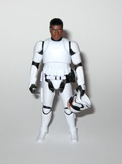finn fn-2187 star wars the force awakens build a weapon desert mission basic action figure hasbro 2015 f (tjparkside) Tags: finn fn 2187 desert mission ep episode vii 7 seven tfa basic action figure figures 5 poa points articulation star wars 2015 2016 hasbro stormtrooper first order 1st empire imperial soldier baw build weapon buildaweapon blaster helmet traitor disney stormtroopers blood rifle