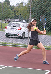 IMG_7614 (SJH Foto) Tags: girls high school tennis action shot hempfield teens