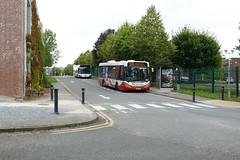 SL 11 Cork 17/08/18 (Csalem's Lot) Tags: bus buseireann cork scania omnilink omnicity sl sl11 cit 205