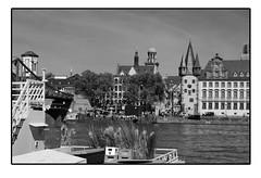 Frankfurt Mainufer (HP-Fotografie) Tags: germany hessen frankfurtammain mainufer sonntag spaziergang