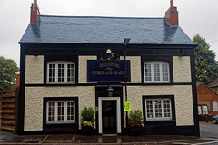 Stoke Golding, George & Dragon (Dayoff171) Tags: leicestershire unitedkingdom england europe boozers gbg greatbritain gbg2018 eastmidlands publichouses pubs cv136hb stokegolding georgedragon village churchendbrewery