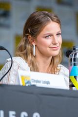 Melissa Benoist (TheGeekLens) Tags: sdcc sandiegocomiccon 2018 sandiego comiccon celebrity event dc dctv supergirl melissabenoist