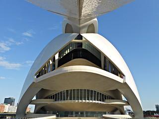 Palau de les Arts - València
