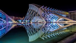 Incredible architecture , Valencia