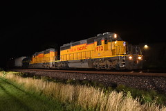 Wrong Main Fridays (Robby Gragg) Tags: up sd40n 1972 des plaines