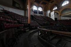 IMG_0887 (mookie427) Tags: urbex urban explore exploration exploring explorers explorer ue derelict dereliction abandoned abandonment decay decayed ruin ruined empty methodist central hall religion religious church auditorium theatre meeting gathering place