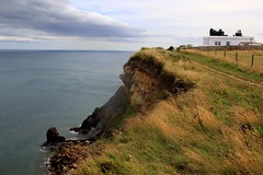 Foghorn Station - Whitby - 2018-08-22 (BillyGoat75) Tags: thefoghornstation whitbylighthouse clevelandway northsea sky cliffs linghill whitby northyorkshire eastcoast