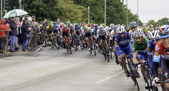 Tour of Britain (Keith R Williams) Tags: tourof britain cycling mansfield nottinghamshire