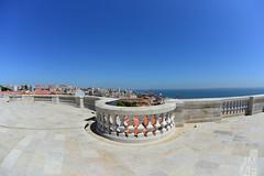 D610_DSC_2229 (Motero Reflex) Tags: lisboa2018 panteón cielo sky tajo balcon fisheye