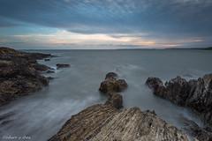 Inch. (finoshea) Tags: inch ireland irish eastcork seascape landscape sea ocean rocks tide finbarroshea eccg