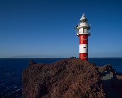Smaller arrow (JaZ99wro) Tags: exif4film lighthouse provia100f e6 tetenal3bathkit f0354 tenerife pentax67ii analog opticfilm120 film teneryfa